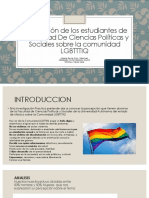 Comunidad LGBTTTIQ