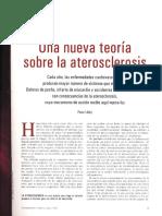 una nueva teoría sobre la aterosclerosis