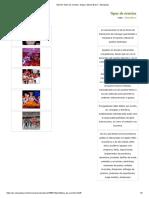 Imprimir Tipos de Eventos. Lengua. Maicol Bravo - Educaplay