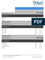 King County primary Aug. 6 results