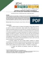 Abordagem Histrica e Conceitual Sobre Os Sistemas de Equaes Lineares e Sua Relao Com Matrizes e Determinantes