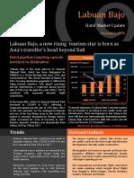 Labuan Bajo Market Update 2018 11