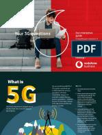 Vodafone 5G Explained Pocket Guide