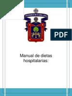 MANUAL DE DIETAS HOSPITALARIAS