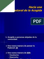 Pastoral de La Acogida