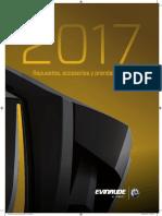 Pac Evinrude 2017 Es-lr