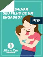 Como salvar seu filho de um engasgo