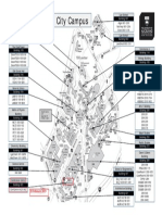 University of Auckland Map