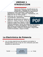 Clases Electronica Industrial, Instroduccion