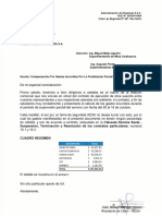 Compensacion de Gastos AESA-CAR