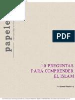 DIEZ PREGUNTAS PASA COMPRENDER EL ISLAM