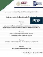 Anteproyecto Residencia de Biblioteca Jose g. Asmitia Modificado - Copia