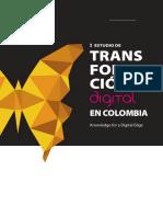 Transformación Digital de Colombia