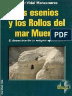 (Cesar Vidal Manzanares) - Los Esenios y Los Rollos Del Mar Muerto