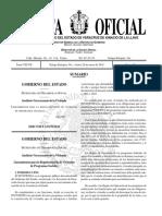Lineamientos Regularizaciòn de Viviendas de Programas Sociales