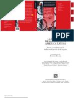 Rougier, M. (2011) La banca de desarrollo en América Latina. Luces y sombras en la industrialización de la región