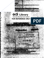 International Monetary Fund (IMF) Lending_ the Empirical Evidence - ODI Working Papers 70