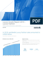 Study Id56842 Luxury Report – Luxury Fashion