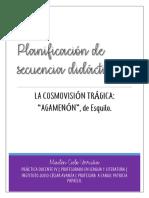 PLANIFICACIÓN DE SECUENCIA DIDÁCTICA