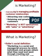 Marketing PPT 1