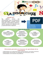 Discalculia Info Elia Gutierrez Hernandez