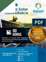 Curso Energía Solar FV