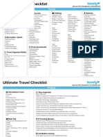 Ultimate Travel Checklist.pdf