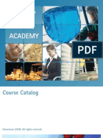 Exhibit C - Supply Chain Academy Course Catalog _JAN2008_v1