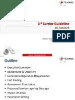 3rd Carrier Guideline