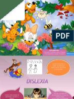 Dislexia y Comprension Lectora