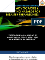 National Disaster Resilience Month)