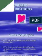 Cardiac Drugs Powerpoint
