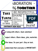 Colaborative Group Posters