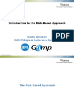4 - Case Study on a Risk-Based Approach to Validation - for review.pptx
