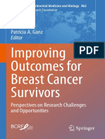 Improving Outcomes for Breast Cancer Survivors