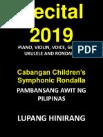Recital 2019.pptx