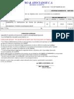 Oferta 002171011 a-1 Techo Segur Carabob