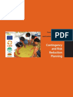 CONTINGENCY AND RISK REDUCTION PLANNING VOLUME 3