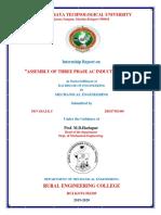 KEC Internship Report
