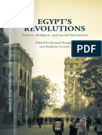 (The Sciences Po Series in International Relations and Political Economy) Bernard Rougier, Stéphane Lacroix (eds.) - Egypt's Revolutions_ Politics, Religion, and Social Movements-Palgrave Macmillan US