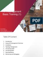 API Management Basic Day 1