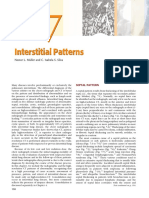 Interstitial Patterns