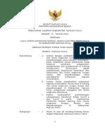 PERDA-NO-15-TAHUN-2015-Ttg Lalu Lintas Angkutan Sungai, Danau Dan Penyeberangan Di Kabupaten Kapuas Hulu-utk Pengundangan