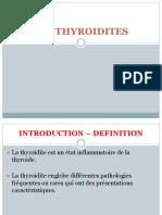 Les Thyroidites