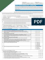 Liability Insurance-Proposal Form