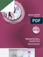 SEOUL WHITE KOREA PRESENTATION