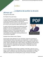 As críticas têm o objetivo de auxiliar ou de auto afirmar-se.pdf