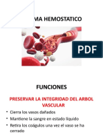 Tema 5 y 6. Fisiologia de La Hemostasia 3 Pg 2019