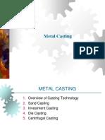 Casting & Processes