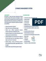 NKU GL & Finance System Brochure 2019